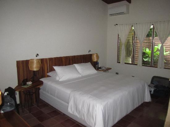 The Harmony Hotel: interior of Cocos room