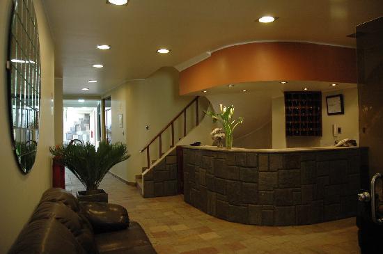 Antawasi Hotel: la recepcion es cálida y cordial