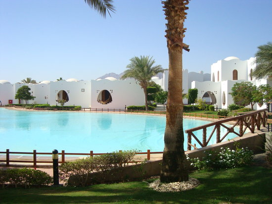 Dahab Resort : View from the restaurant