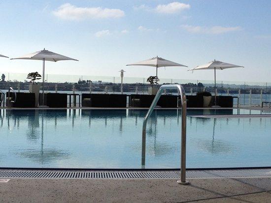 Hilton San Diego Bayfront: Relaxing