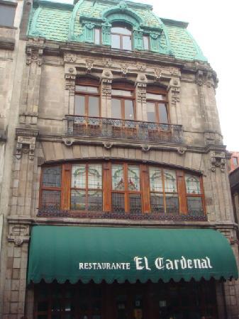 Restaurante El Cardenal: November 10, 2011
