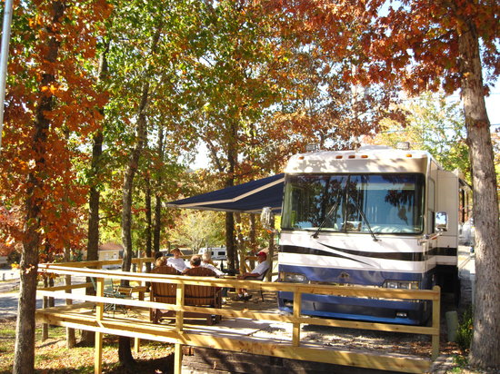 Branson KOA & Convention Center: Big Rig Friendly @ Branson KOA