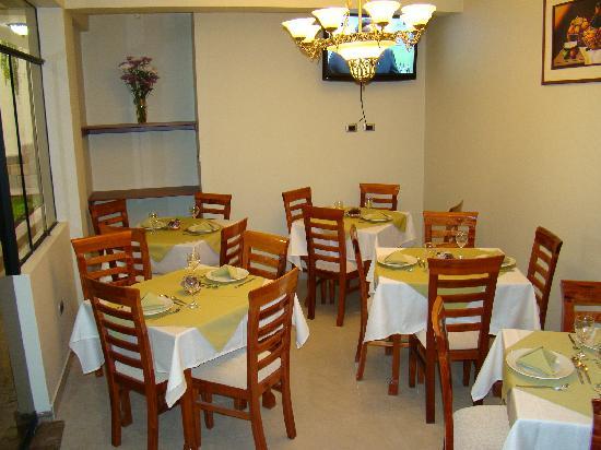 Antawasi Hotel: habitacion matrimonial