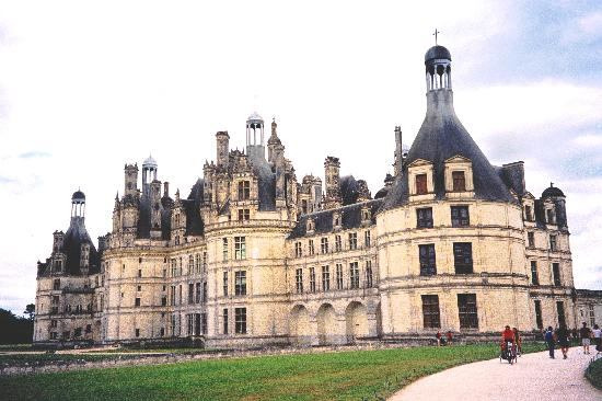 Chambord, France : The Most Magnificent of all the Castles of the Loire