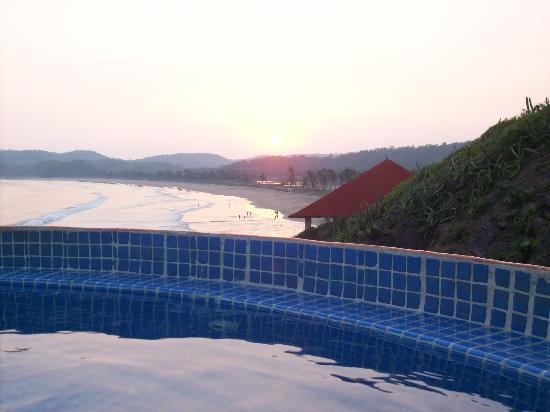 Punta Serena: hermoso atardecer!!!!!!