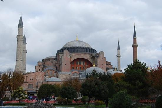 Basileus Hotel: Hagia Sofia