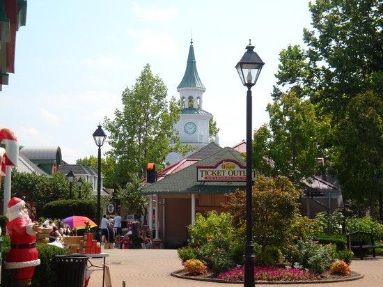 Grand Village Shops