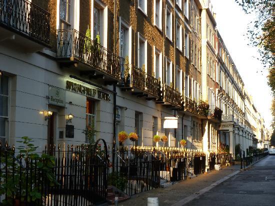 Hotels Near Paddington Station London Sussex Gardens