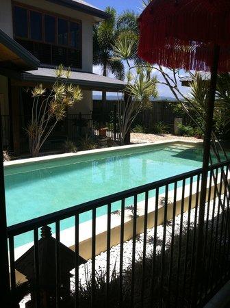 Pantai Newell, Australia: Pool