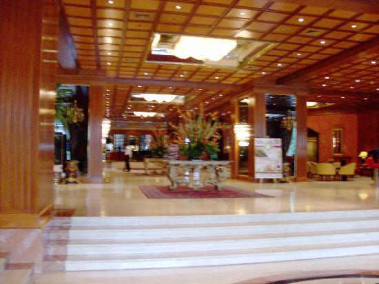 Gran Melia Caracas Hotel: Recepción