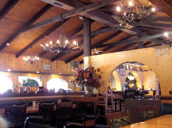 Casa Maria Restaurant: Interior of restaurant