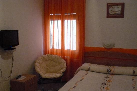 Hostal Mora: individual baño privado