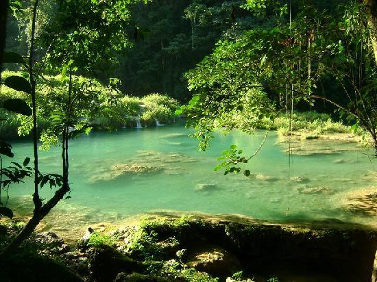 Lanquin, Guatemala: Paraiso!!!