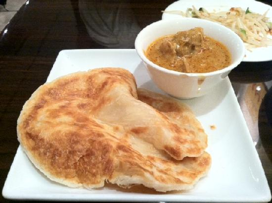New Malaysia: Roti Canai