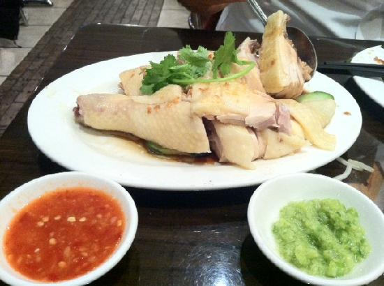New Malaysia: Hainan chickn