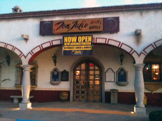 Don Julio Bar Amp Grill Puerto Penasco Restaurant Reviews