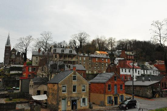 Harpers Ferry National Historical Park: Harpers Ferry Lower Town