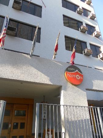Nippon Hotel: frente del hotel