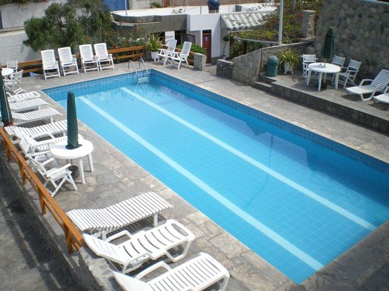 Hotel Bracamonte: la piscine