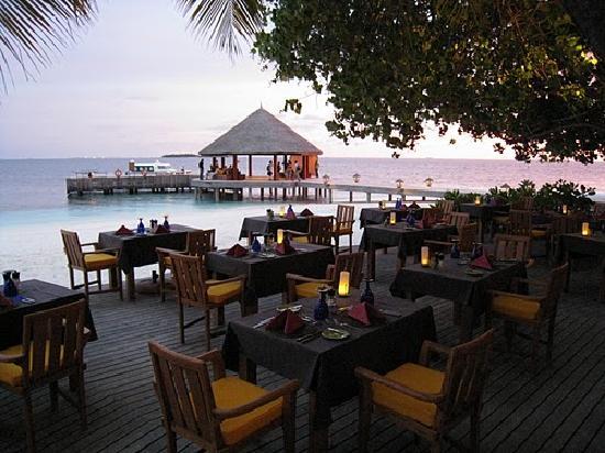 Angsana Ihuru: restaurant