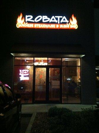 Robata Japanese Steak House