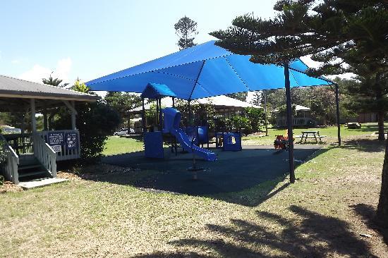 NRMA Sydney Lakeside Holiday Park: Play Area