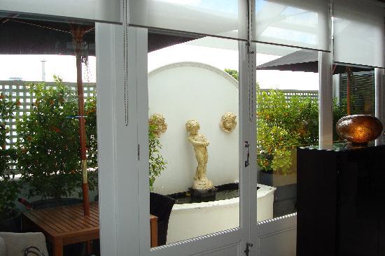 Andre's Mews: Balcony