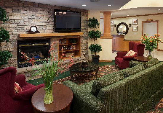 Residence Inn San Bernardino: Lobby