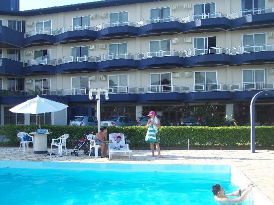 Porto Sol Beach: pileta del hotel
