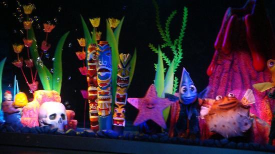 Finding Nemo - The Musical: Finding Nemo Musical