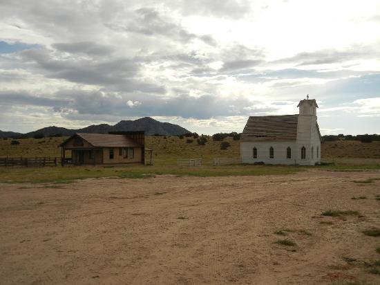 Quot Cowboys And Aliens Quot Cabin Picture Of Bonanza Creek