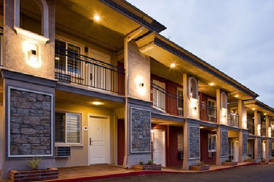石頭別墅酒店照片