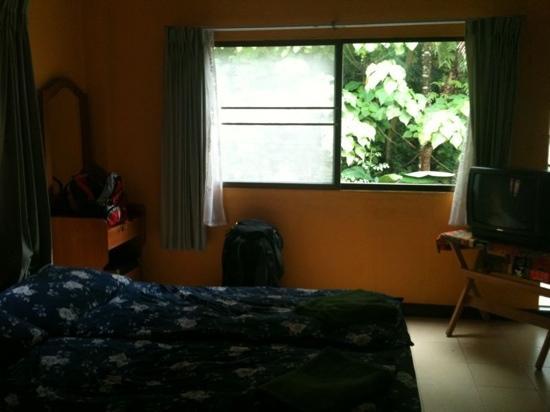 Lavinia House: small room