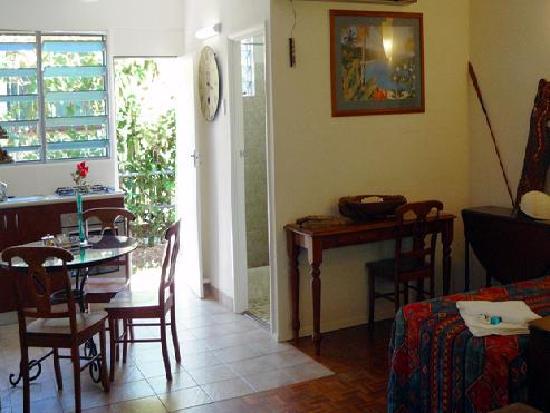 Villa Marine: room inside