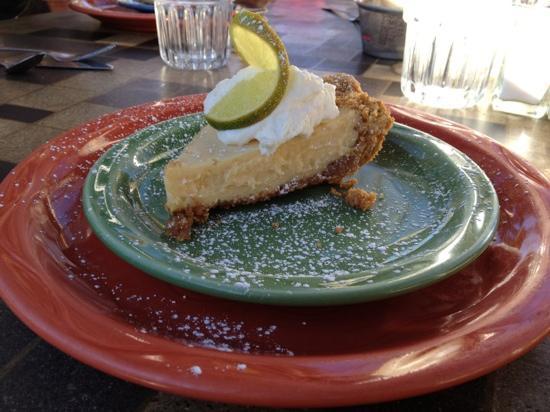 Bent Street Deli & Cafe: Key Lime pie