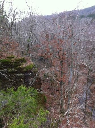 Rim Rock Recreational Area: From the overlook