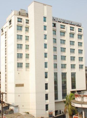 Hotel Kiranshree Portico: hotel