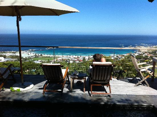 Boutique @ 10: Camps Bay right at your feet