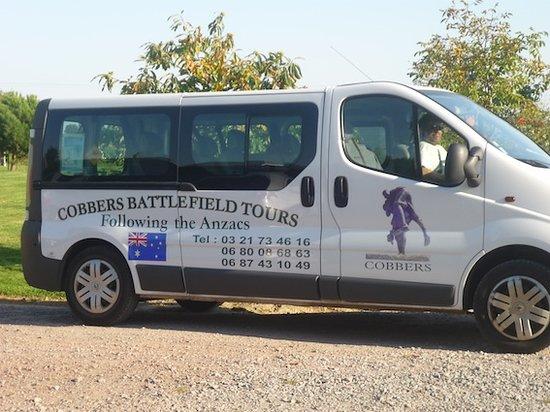 Cobbers Battlefield Tours