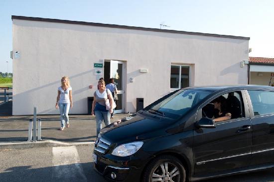 Autohotel Ravenna: Autohotel_Esterno
