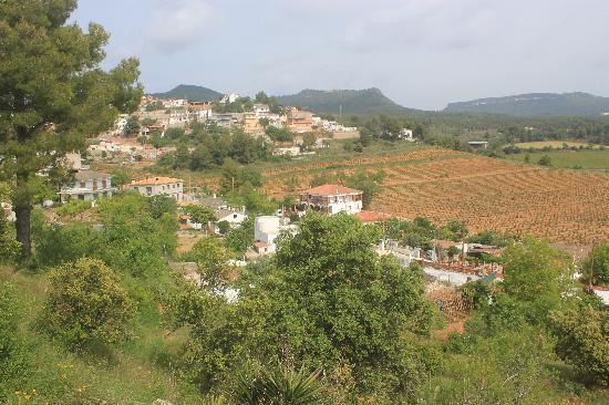Arianel.la: View from Arianella de Can Coral