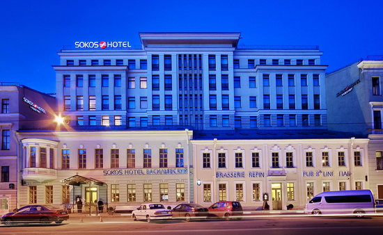 Solo Sokos Hotel Vasilyevsky