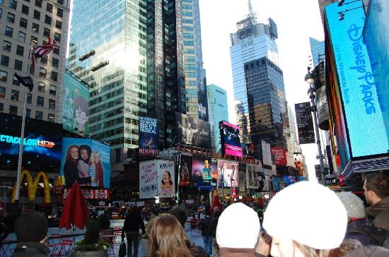 Νέα Υόρκη, Νέα Υόρκη: Time Square
