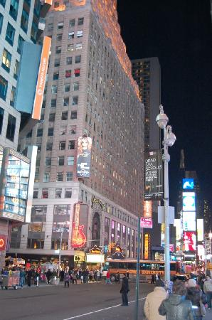 Нью-Йорк, Нью-Йорк: Time Square - Hard Rock Cafè