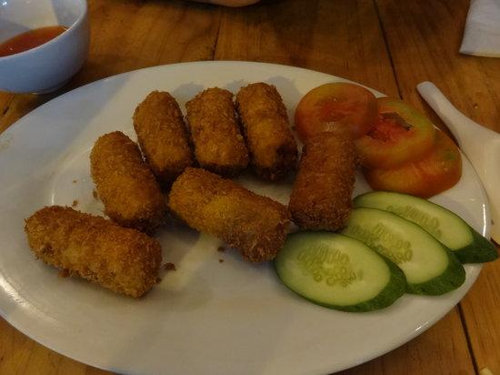 Coriander Thai Cuisine: Spring rolls