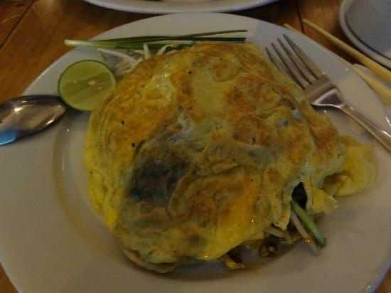 Coriander Thai Cuisine: Pad thaï