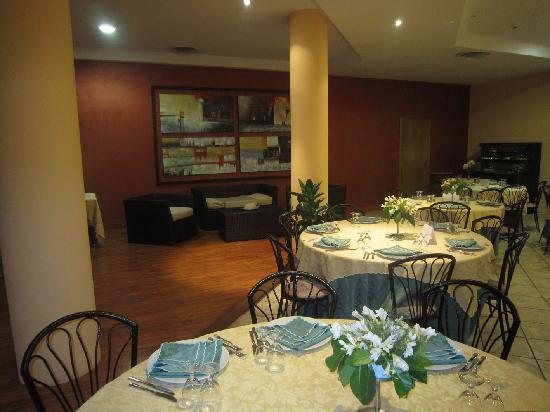 Hotel Park Grumentum: Sala Le Anfore