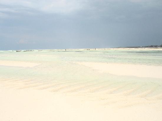 Paje Beach: ...splendida Paje