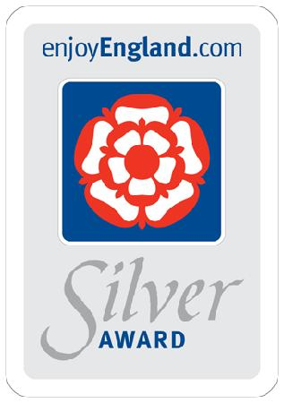 The Swiss Cottage Shanklin: Vist Britain Silver Award for Excellence