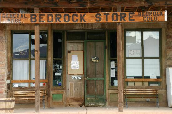 Bedrock Store